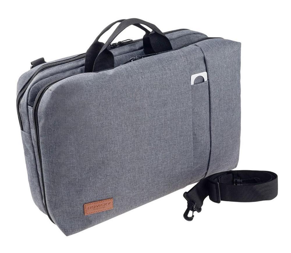 ROVICKY Multifunkčný pánsky batoh sivý