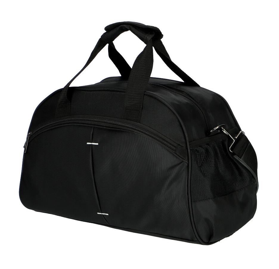 Černá sportovní taška Unisex 1952740 M4