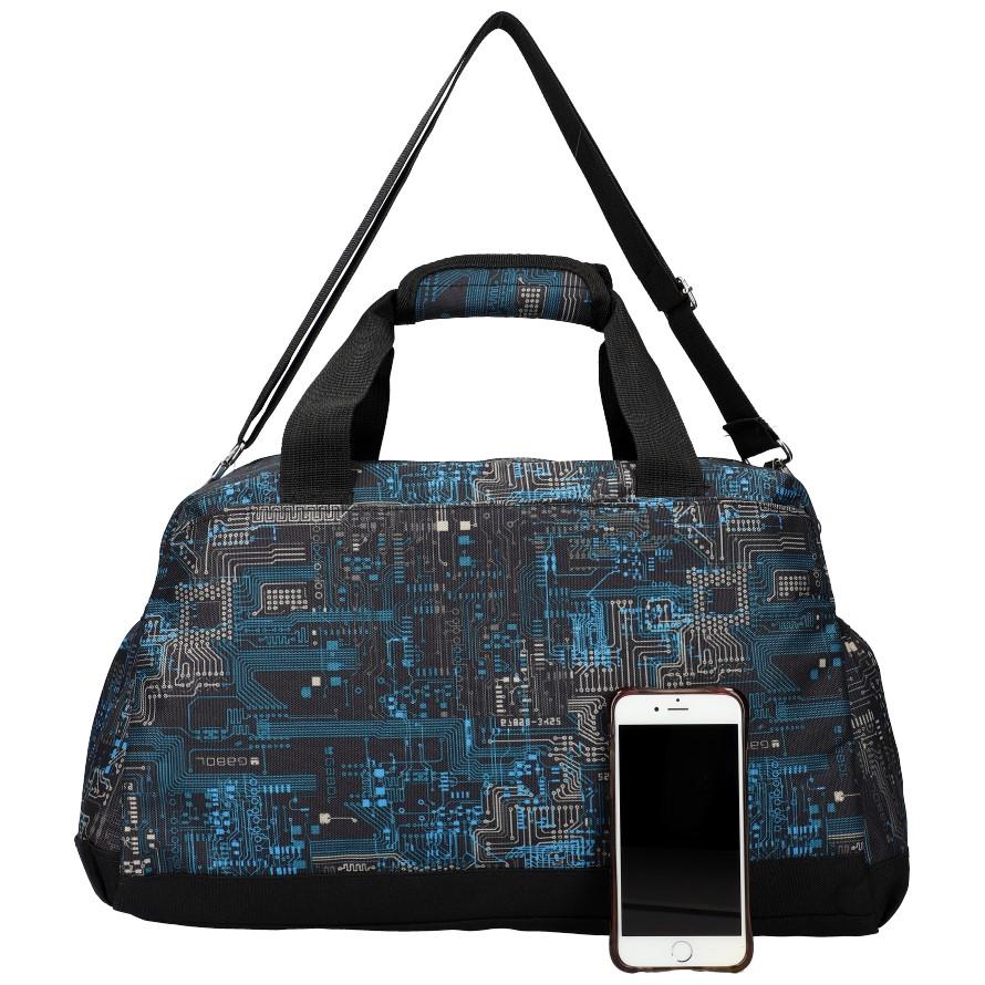 Sportovní taška Unisex s potiskem M2