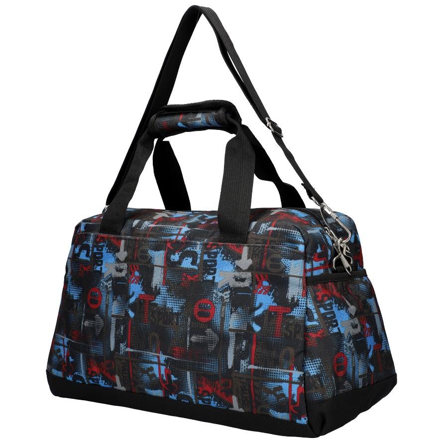 Sportovní taška Unisex s potiskem M4