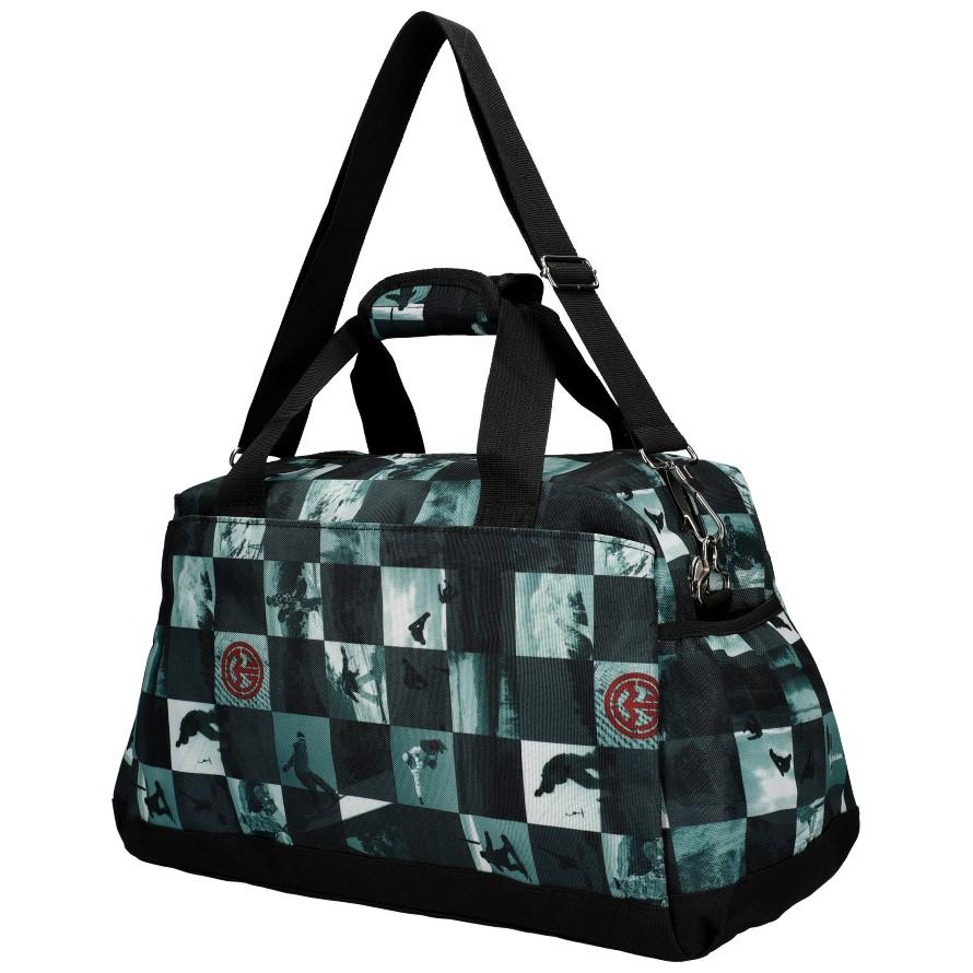 WISTE Sportovní taška Unisex s potiskem M5