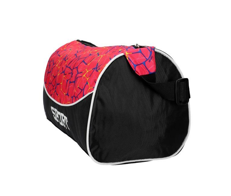 Ružová menšia dámska športová taška 8105 M3