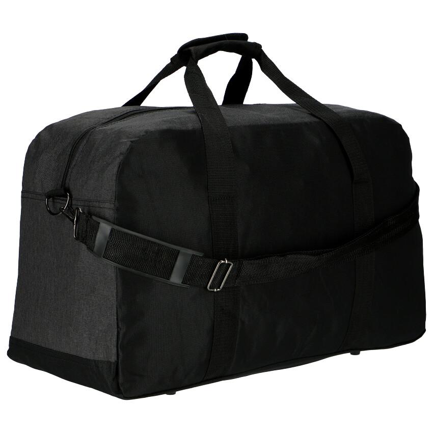 Velká sportovní taška černá Unisex