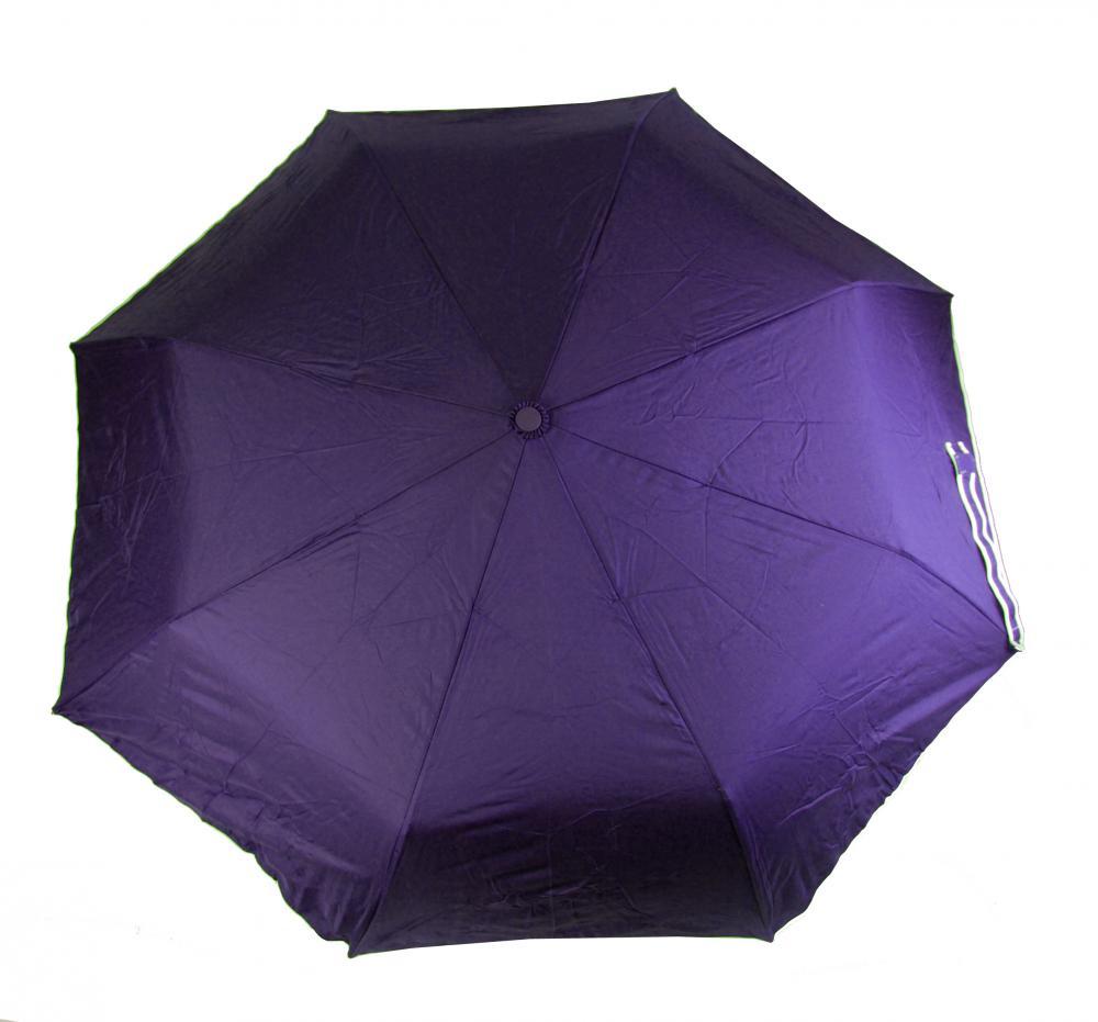 New Berry UNISEX vystreľovací dáždnik fialový A-018