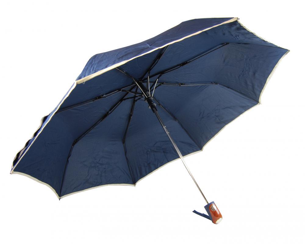 New Berry UNISEX vystreľovací dáždnik modrý A-018