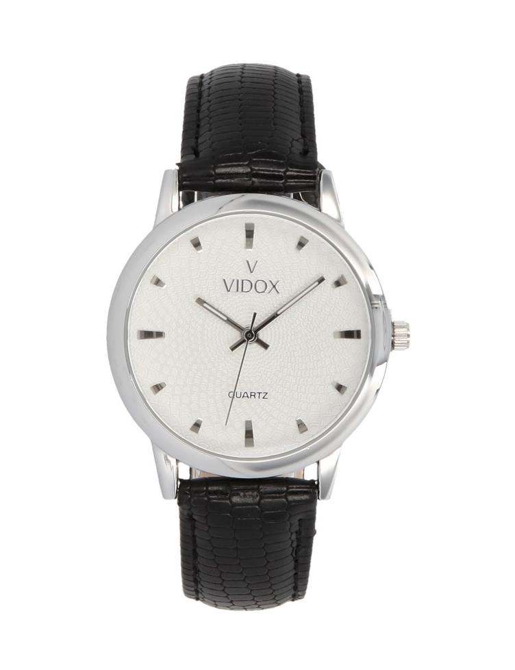 Náramkové dámské stříbrné hodinky Vidox Quartz CC15054