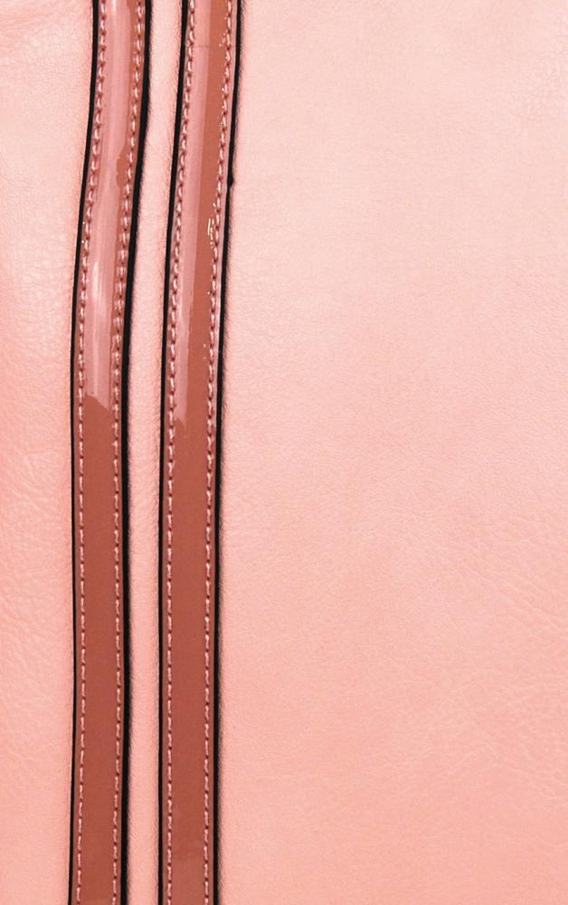 Elegantní crossbody kabelka YH1641 lososová