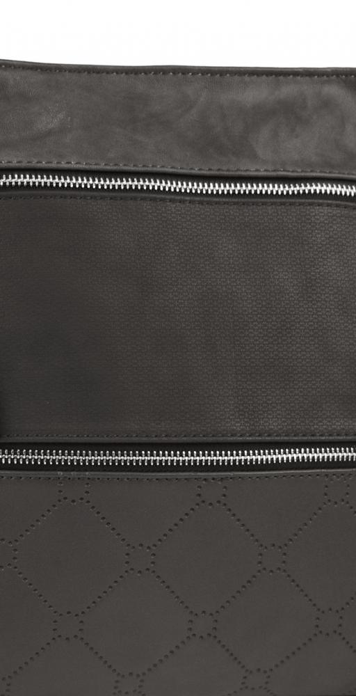 NEW BERRY dámská crossbody kabelka YH1647 šedá