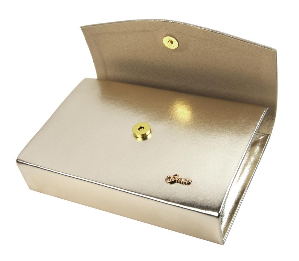 Zlaté dámské psaníčko SP132 GROSSO